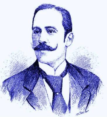 Don. Teófilo Manzano Torres.Cónsul General de Guatemala  acreditado ante el Gobierno de Francia